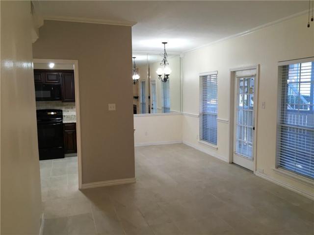 1607 Marsh Lane #506, Carrollton, TX 75006 (MLS #14001624) :: Van Poole Properties Group