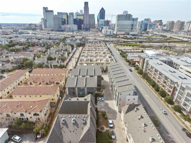 3200 Ross Avenue #42, Dallas, TX 75204 (MLS #14001812) :: The Heyl Group at Keller Williams