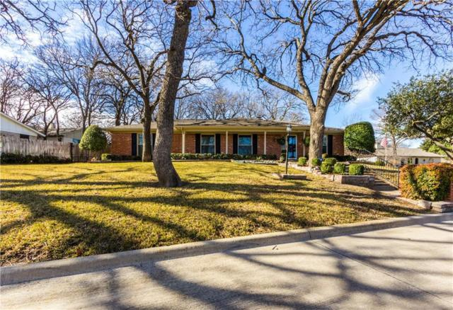 648 Springhill Court, Hurst, TX 76054 (MLS #14001983) :: The Holman Group