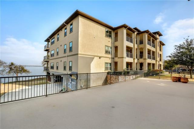 500 Waters Edge Drive #219, Lake Dallas, TX 75065 (MLS #14002968) :: The Rhodes Team