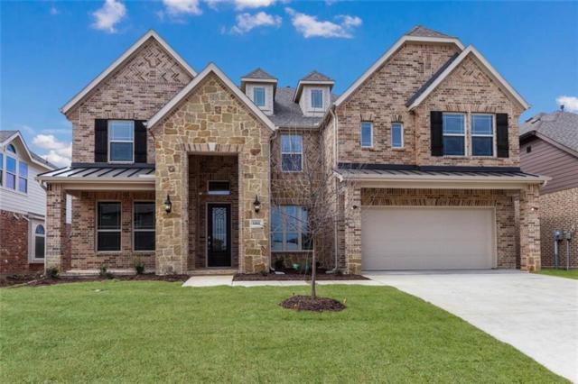 1414 Nighthawk Lane, Mansfield, TX 76063 (MLS #14002974) :: The Tierny Jordan Network