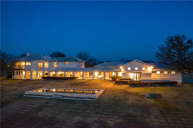 816 Shoreline Road, Kerens, TX 75144 (MLS #14003132) :: Frankie Arthur Real Estate