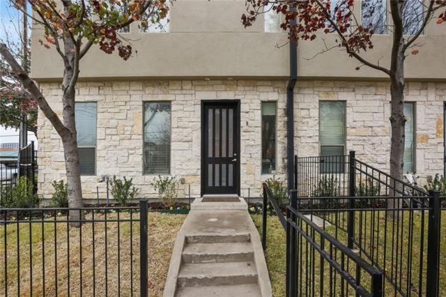 1600 N Haskell Avenue #1, Dallas, TX 75204 (MLS #14003449) :: The Rhodes Team