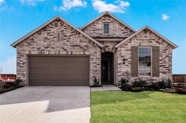 2820 Prairie Trail Avenue, Aubrey, TX 76227 (MLS #14003718) :: Real Estate By Design