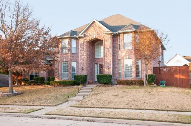 3809 Lakedale Drive, Plano, TX 75025 (MLS #14004278) :: The Hornburg Real Estate Group