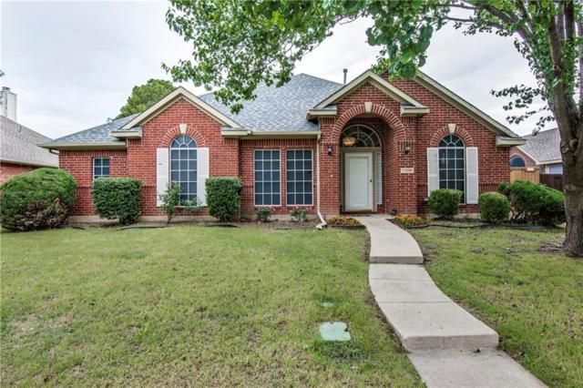 11208 Amber Valley Drive, Frisco, TX 75035 (MLS #14004302) :: The Heyl Group at Keller Williams