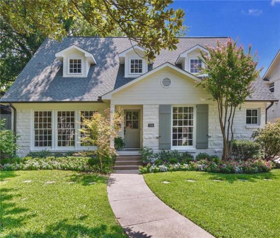 7306 Colgate Avenue, Dallas, TX 75225 (MLS #14004339) :: HergGroup Dallas-Fort Worth