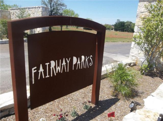 LOT 51 Fairway Parks, Corsicana, TX 75110 (MLS #14004473) :: The Heyl Group at Keller Williams