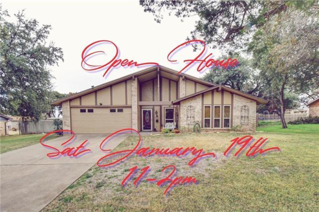 905 Woodview Drive, Granbury, TX 76048 (MLS #14004600) :: The Heyl Group at Keller Williams