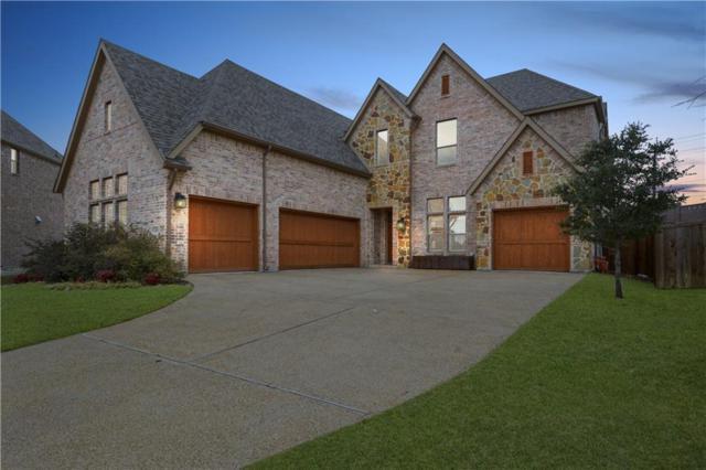 1202 Bentley Drive, Allen, TX 75013 (MLS #14004875) :: Kimberly Davis & Associates