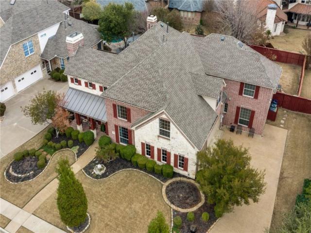 1401 Timarron Lane, Mckinney, TX 75072 (MLS #14005097) :: Kimberly Davis & Associates