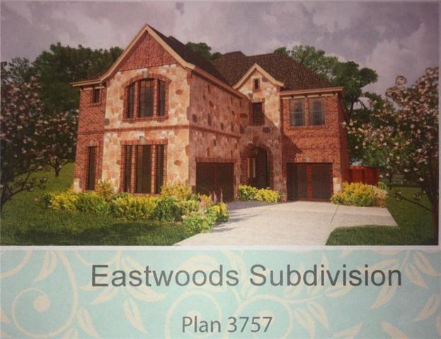 4378 Eastwoods Drive, Grapevine, TX 76051 (MLS #14005196) :: Team Tiller