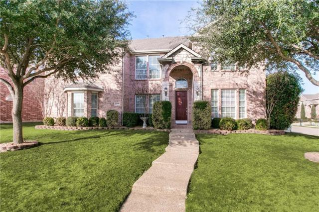 2090 Countryside Drive, Frisco, TX 75036 (MLS #14005237) :: RE/MAX Town & Country