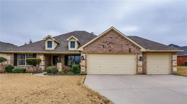 2701 Pinnacle Drive, Burleson, TX 76028 (MLS #14005316) :: Century 21 Judge Fite Company