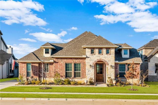 130 Fairweather Drive, Burleson, TX 76028 (MLS #14005691) :: Potts Realty Group