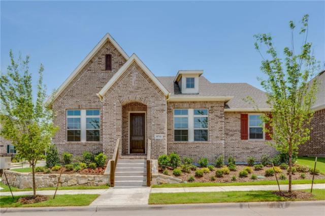 8714 Homestead Boulevard, Rowlett, TX 75089 (MLS #14005778) :: The Real Estate Station