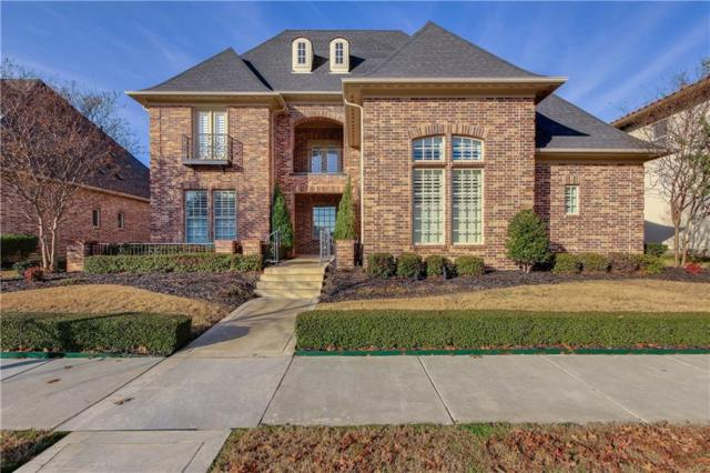 3688 Greenbrier Drive, Frisco, TX 75033 (MLS #14005793) :: RE/MAX Town & Country