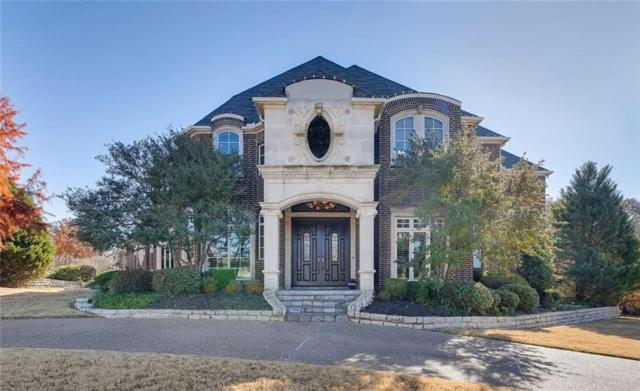 2806 Katherine Court, Dalworthington Gardens, TX 76016 (MLS #14005862) :: RE/MAX Town & Country