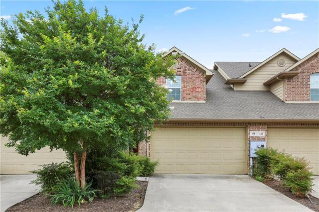 118 Barrington Lane, Lewisville, TX 75067 (MLS #14005956) :: RE/MAX Landmark