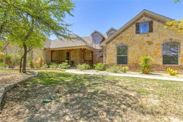 125 Miramar Circle, Weatherford, TX 76085 (MLS #14006037) :: The Daniel Team