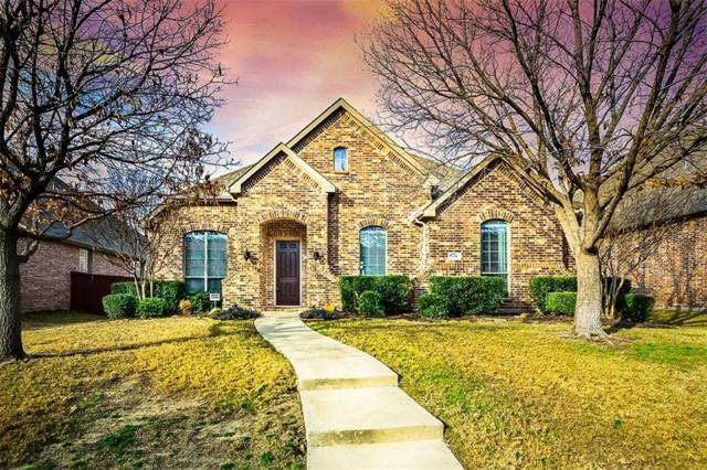 1294 San Andres Drive, Frisco, TX 75033 (MLS #14006220) :: Kimberly Davis & Associates