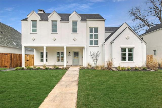 5828 Coleman Street, Westworth Village, TX 76114 (MLS #14006234) :: Kimberly Davis & Associates