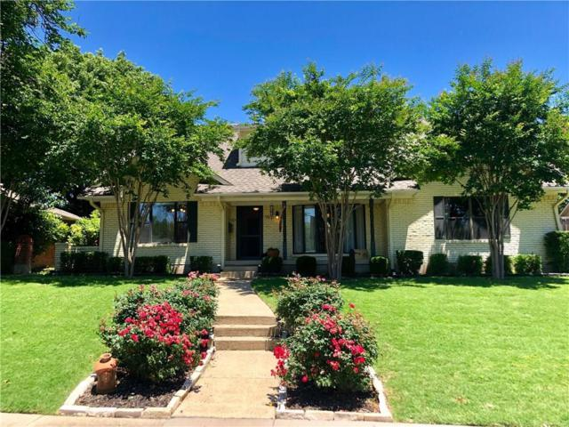 9615 Timberleaf Drive, Dallas, TX 75243 (MLS #14006243) :: RE/MAX Town & Country