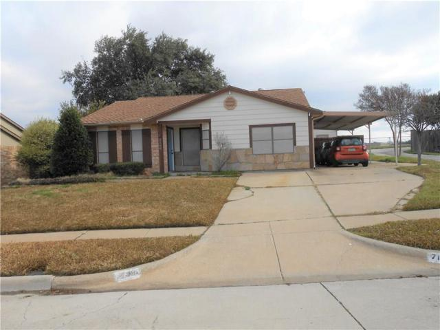 7100 Elliot Court, The Colony, TX 75056 (MLS #14006595) :: RE/MAX Town & Country