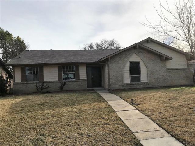 1650 Glenhill Lane, Lewisville, TX 75077 (MLS #14006736) :: Baldree Home Team