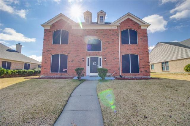 1346 Autumn Trail, Lewisville, TX 75067 (MLS #14006750) :: Baldree Home Team