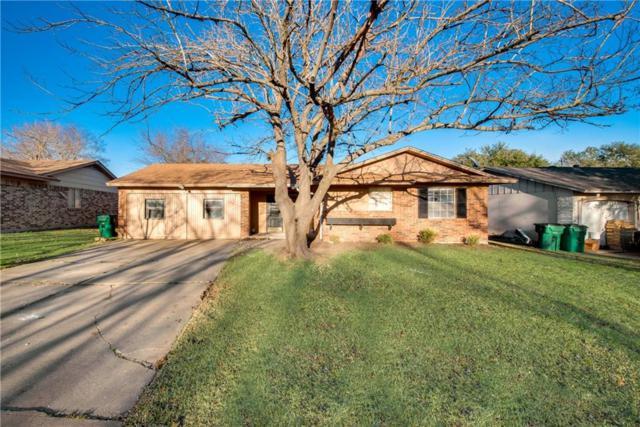 1609 Lee Street, Kaufman, TX 75142 (MLS #14006762) :: The Real Estate Station