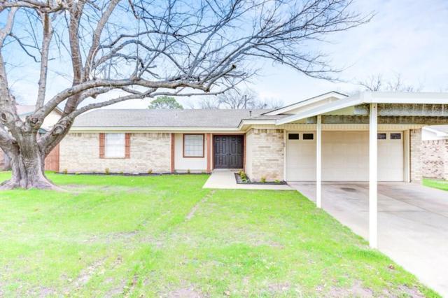 512 Stallion Lane, Saginaw, TX 76179 (MLS #14006805) :: The Gleva Team
