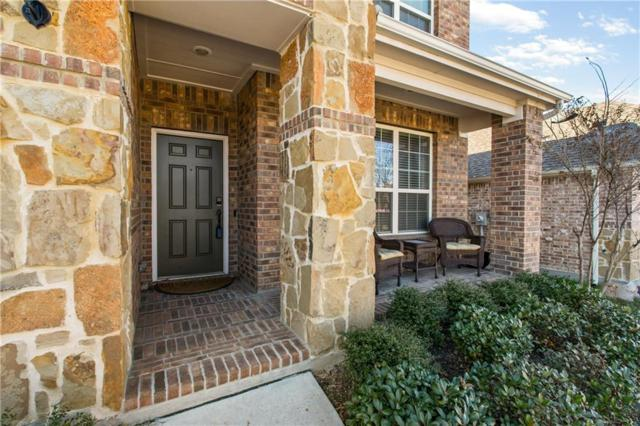 1601 Bald Eagle Drive, Mckinney, TX 75071 (MLS #14007428) :: RE/MAX Landmark