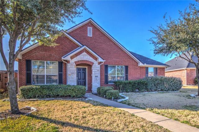 2807 Sequoia Lane, Wylie, TX 75098 (MLS #14007543) :: Baldree Home Team