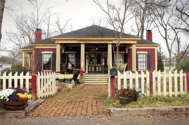 114 N Marshall, Jefferson, TX 75657 (MLS #14008144) :: RE/MAX Town & Country