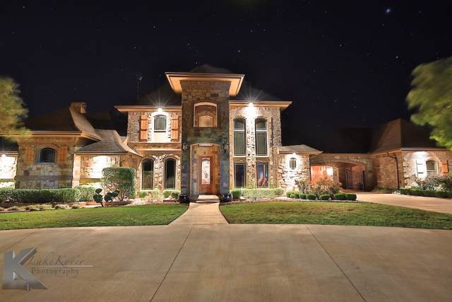 341 Southwind Circle, Abilene, TX 79602 (MLS #14008462) :: The Chad Smith Team