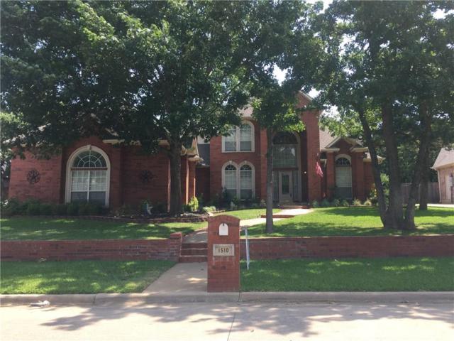 1510 Valleywood Trail, Mansfield, TX 76063 (MLS #14009033) :: Lynn Wilson with Keller Williams DFW/Southlake
