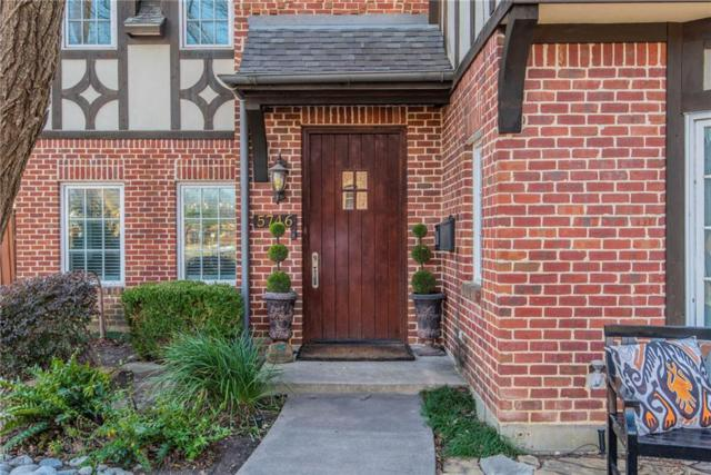 5746 Llano Avenue, Dallas, TX 75206 (MLS #14009234) :: RE/MAX Landmark