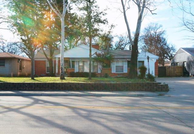 406 W Grauwyler Road, Irving, TX 75061 (MLS #14009883) :: RE/MAX Landmark