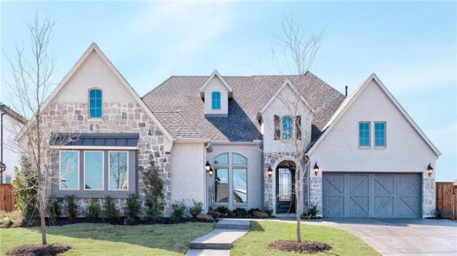 811 Overlook Drive, Prosper, TX 75078 (MLS #14009920) :: Kimberly Davis & Associates