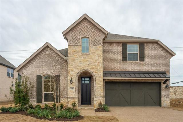 4557 Tall Knight Lane, Carrollton, TX 75010 (MLS #14009923) :: RE/MAX Town & Country