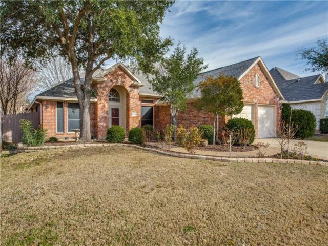 5313 Hibbs Drive, Fort Worth, TX 76137 (MLS #14010788) :: RE/MAX Landmark