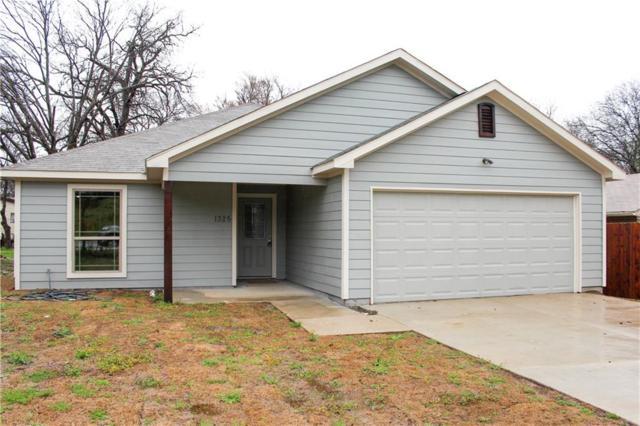 1325 Blodgett Avenue, Fort Worth, TX 76115 (MLS #14010797) :: The Mitchell Group