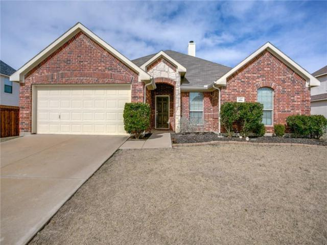104 Haymeadow Drive, Crandall, TX 75114 (MLS #14011807) :: RE/MAX Town & Country