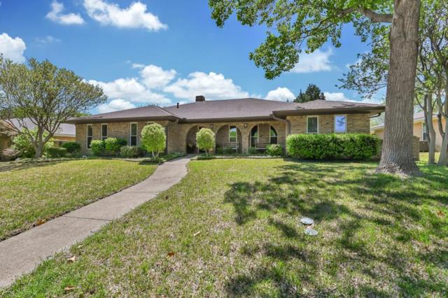 3300 Brookshire Drive, Plano, TX 75075 (MLS #14011912) :: RE/MAX Town & Country