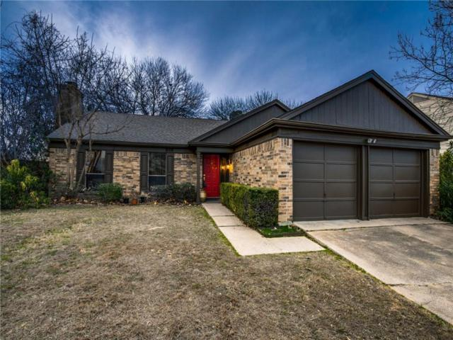 5105 Timber Creek Road, Flower Mound, TX 75028 (MLS #14012079) :: Kimberly Davis & Associates