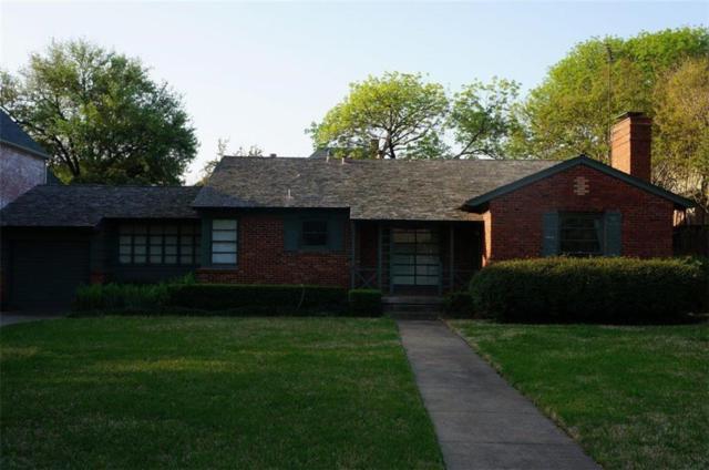 6722 Mimosa Lane, Dallas, TX 75230 (MLS #14012165) :: Robbins Real Estate Group