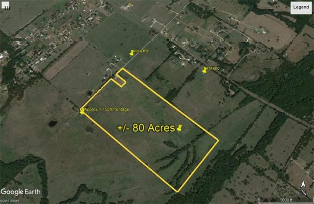 TBD E India Road, Ferris, TX 75125 (MLS #14012180) :: The Hornburg Real Estate Group