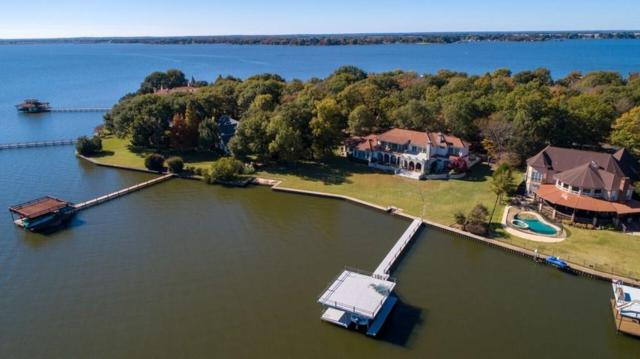40 Island Drive, Mabank, TX 75156 (MLS #14012378) :: RE/MAX Town & Country