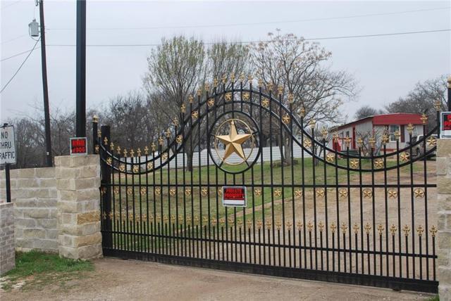 498 Oak Valley Lane, Springtown, TX 76082 (MLS #14012441) :: The Mitchell Group
